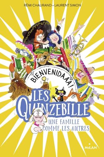 """Afficher """"Les Quinzebille, Tome 02"""""""